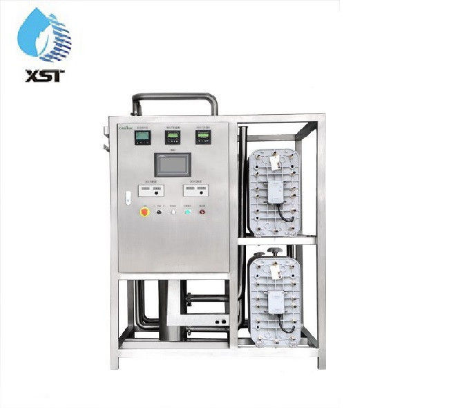 Continuous Electrodeionization Water Treatment